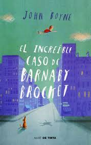 barnaby brocket