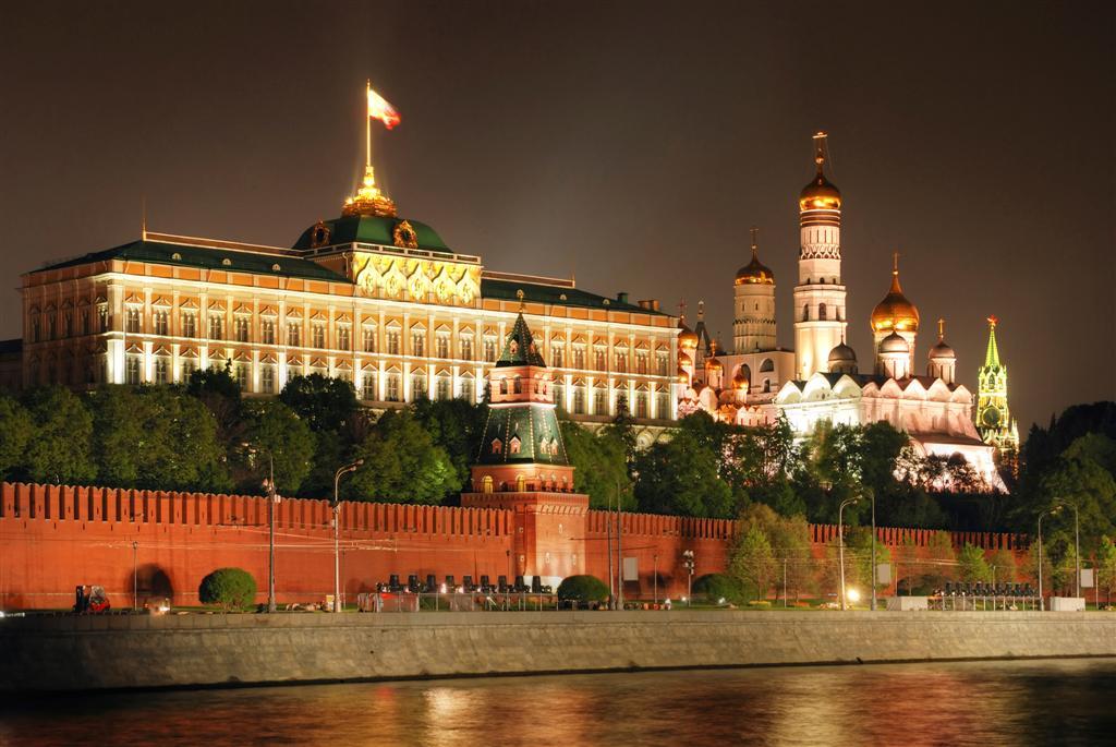 Kremlin-de-Moscu
